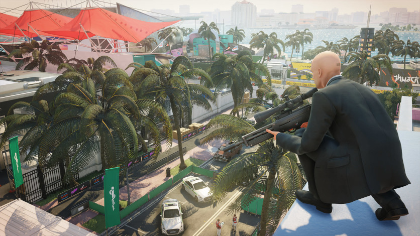 Screenshot 5 - HITMAN 2