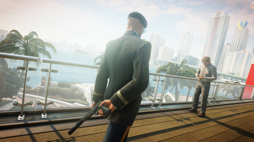 Screenshot 2 - HITMAN 2