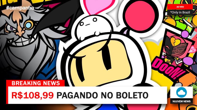 Screenshot 1 - Super Bomberman R