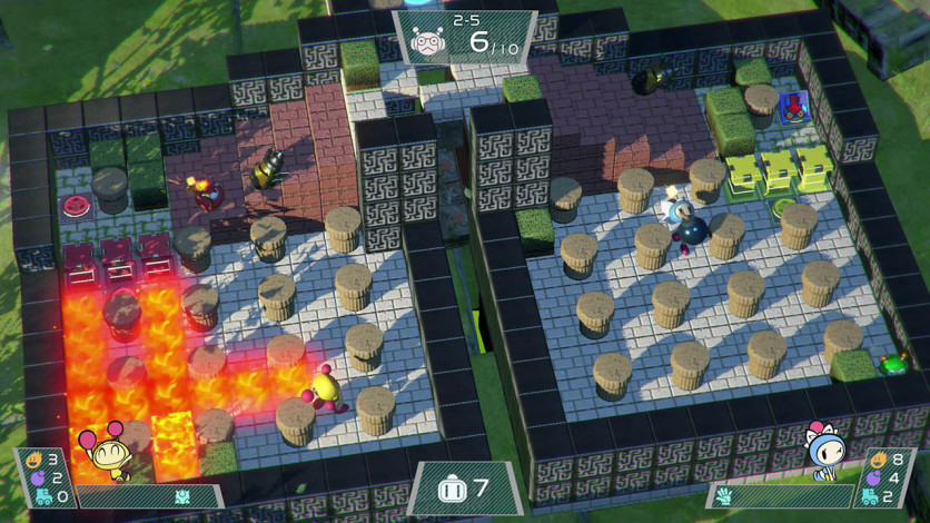 Screenshot 14 - Super Bomberman R