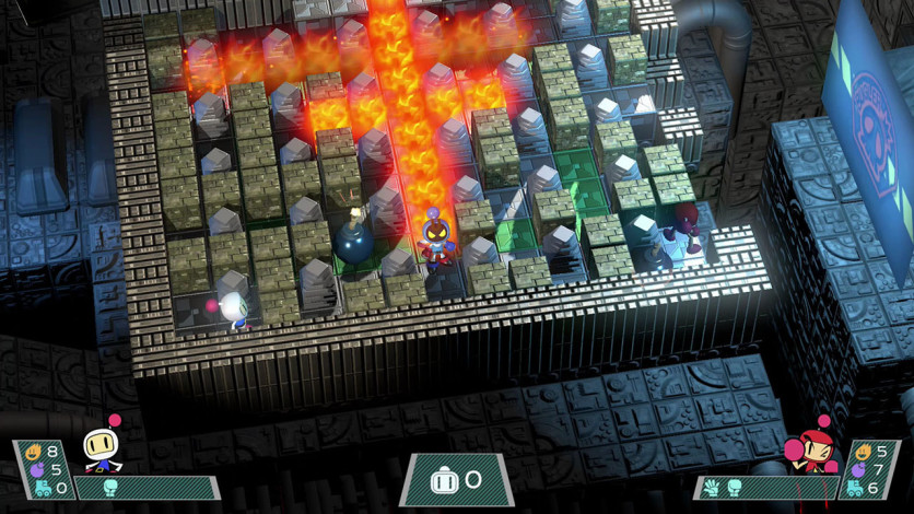 Screenshot 18 - Super Bomberman R