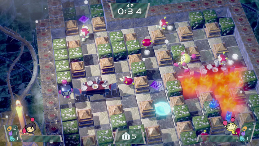 Screenshot 10 - Super Bomberman R