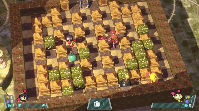 Screenshot 8 - Super Bomberman R