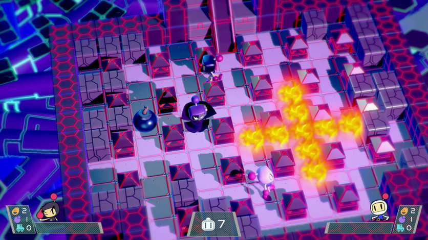 Screenshot 12 - Super Bomberman R