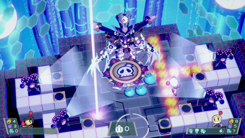 Screenshot 11 - Super Bomberman R