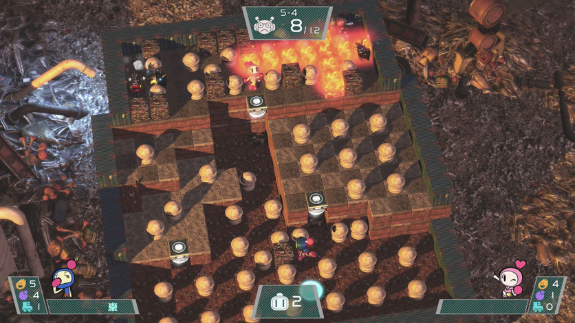Screenshot 5 - Super Bomberman R