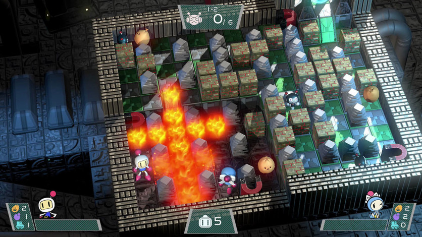 Screenshot 19 - Super Bomberman R