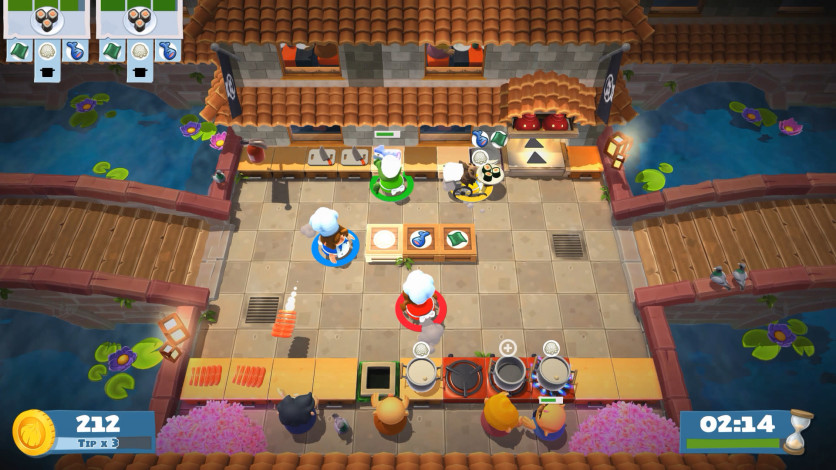 Screenshot 9 - Overcooked 2