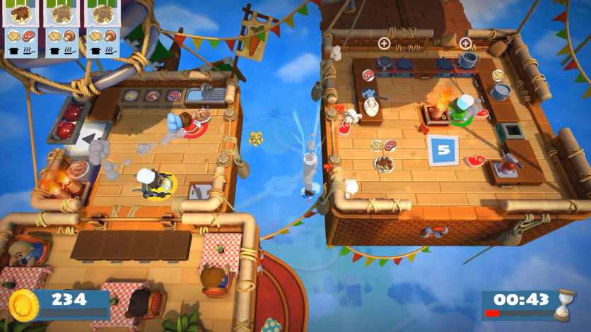 Screenshot 7 - Overcooked 2
