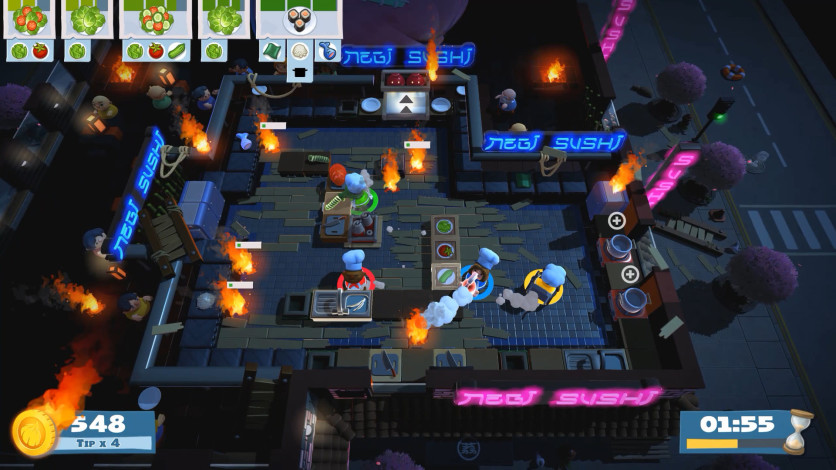 Screenshot 11 - Overcooked 2