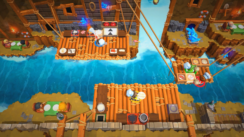 Screenshot 3 - Overcooked 2