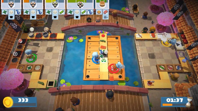 Screenshot 4 - Overcooked 2