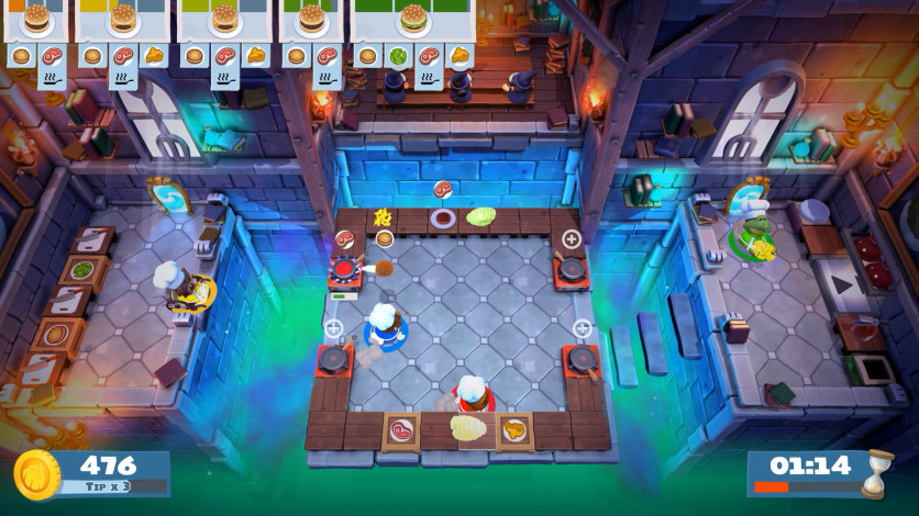 Screenshot 5 - Overcooked 2