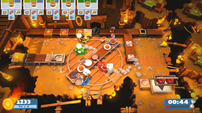 Overcooked! 2 - PC - Buy it at Nuuvem
