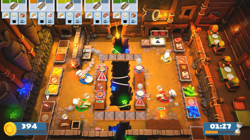Screenshot 2 - Overcooked 2