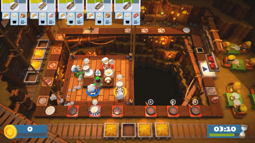 Screenshot 6 - Overcooked 2