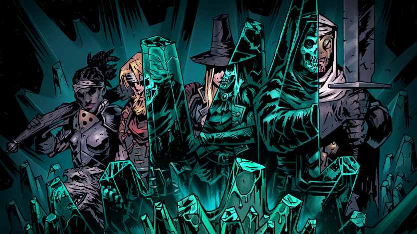 Screenshot 11 - Darkest Dungeon: Color Of Madness