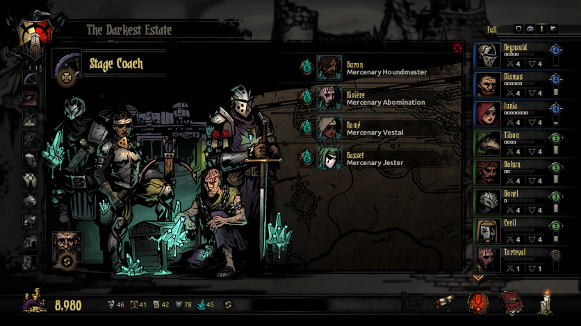 Screenshot 8 - Darkest Dungeon: Color Of Madness