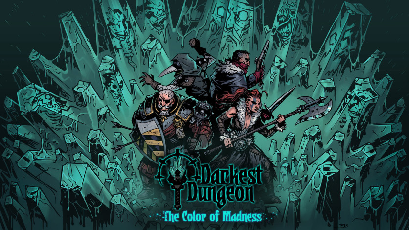 Screenshot 12 - Darkest Dungeon: Color Of Madness