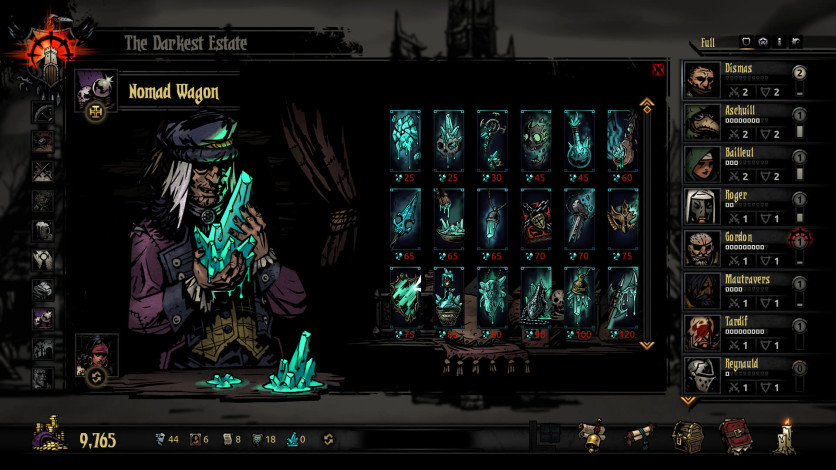 Screenshot 9 - Darkest Dungeon: Color Of Madness