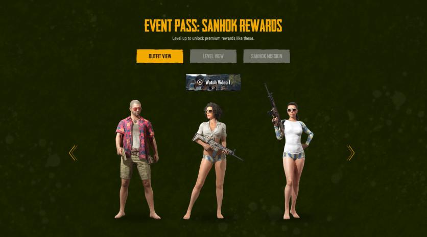 Screenshot 5 - Event Pass: Sanhok