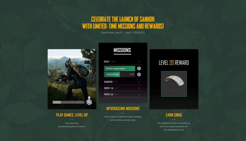 Screenshot 4 - Event Pass: Sanhok