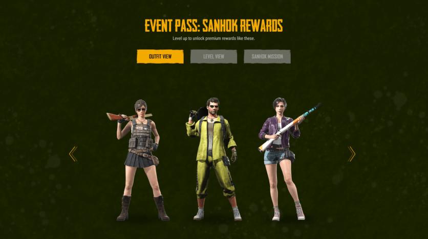 Screenshot 6 - Event Pass: Sanhok