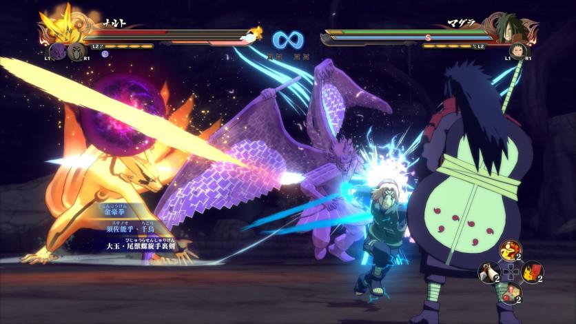 Screenshot 1 - NARUTO SHIPPUDEN: Ultimate Ninja STORM Legacy
