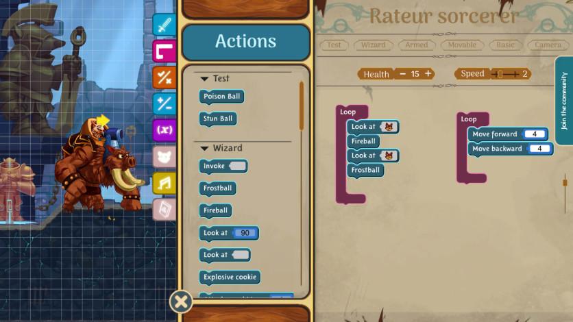 Screenshot 5 - MagiCats Builder - Infinite Pack