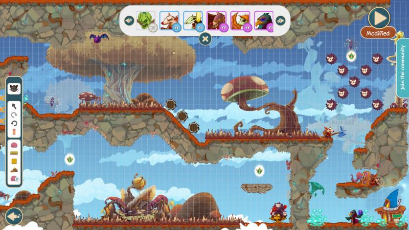 Screenshot 3 - MagiCats Builder - Infinite Pack