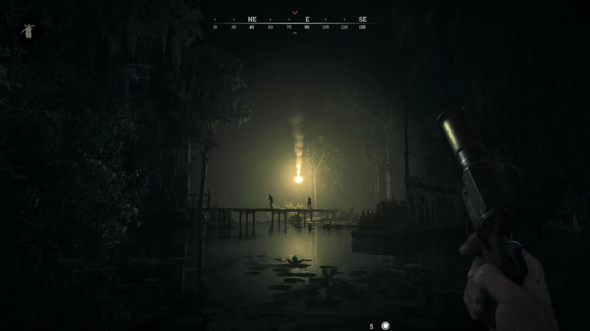 Screenshot 11 - Hunt Showdown