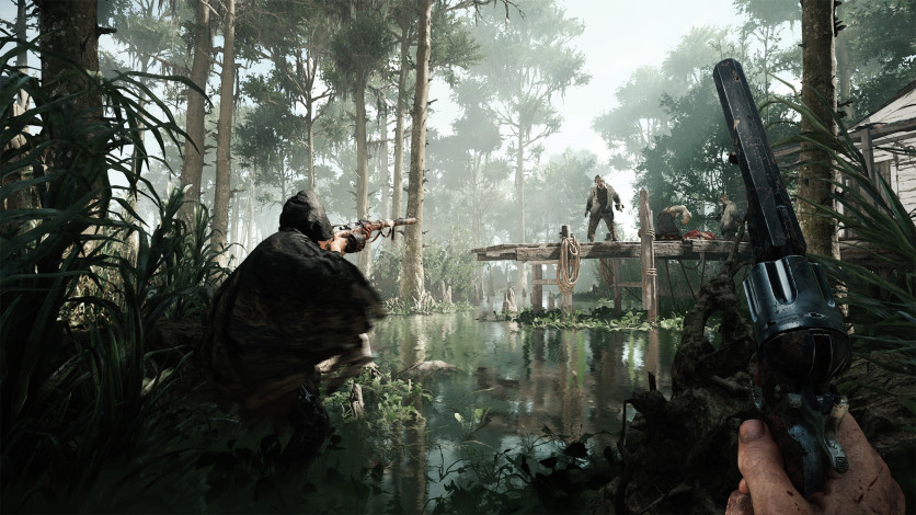 Screenshot 4 - Hunt Showdown