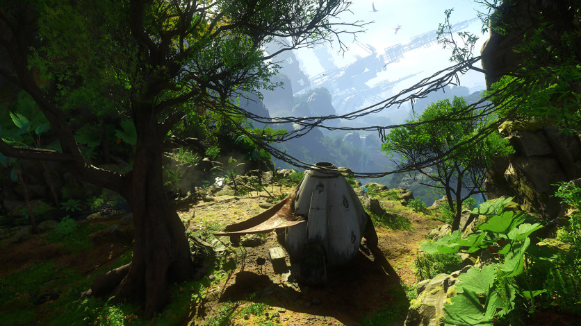 Screenshot 4 - Robinson: The Journey