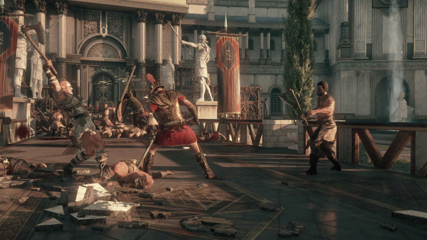 Screenshot 4 - Ryse: Son of Rome