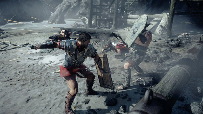 Screenshot 6 - Ryse: Son of Rome