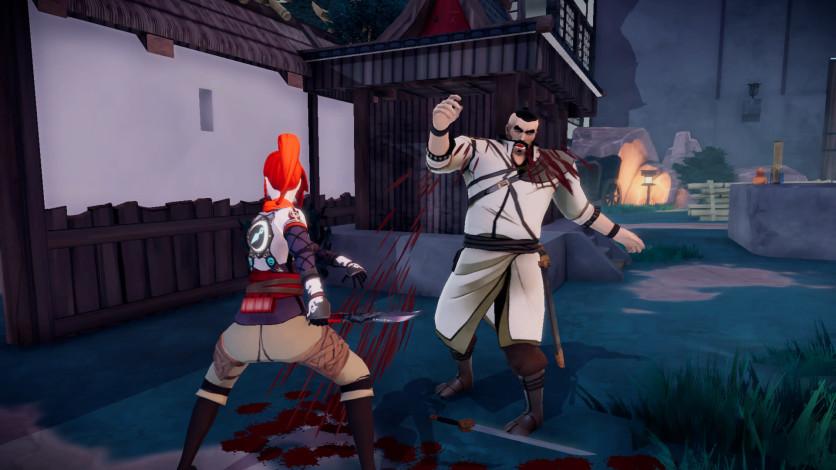 Screenshot 5 - Aragami: Nightfall