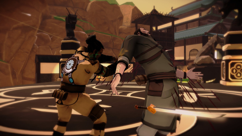 Screenshot 3 - Aragami: Nightfall