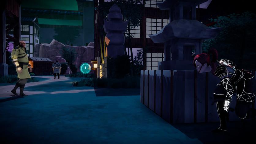 Screenshot 4 - Aragami: Nightfall