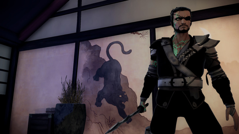 Screenshot 7 - Aragami: Nightfall