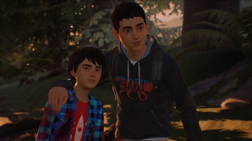 Screenshot 2 - Life is Strange 2 - Episode 1