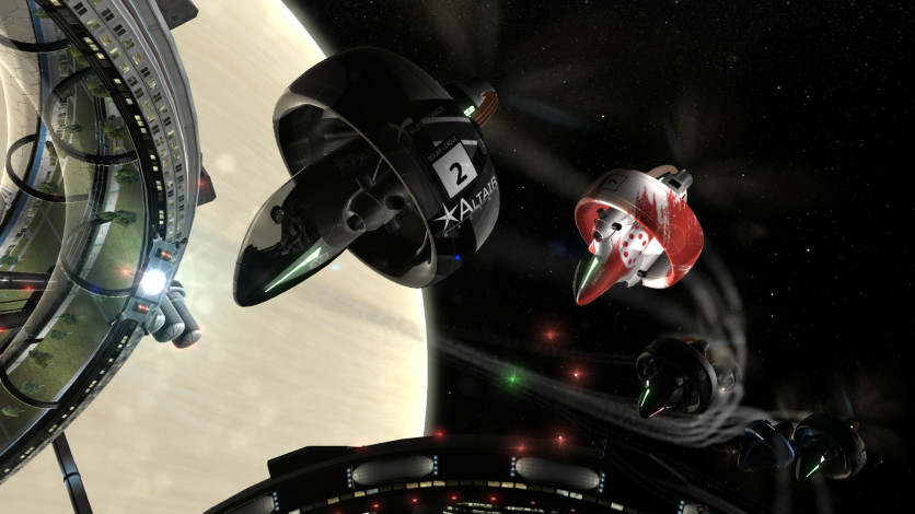 Screenshot 9 - Orbital Racer