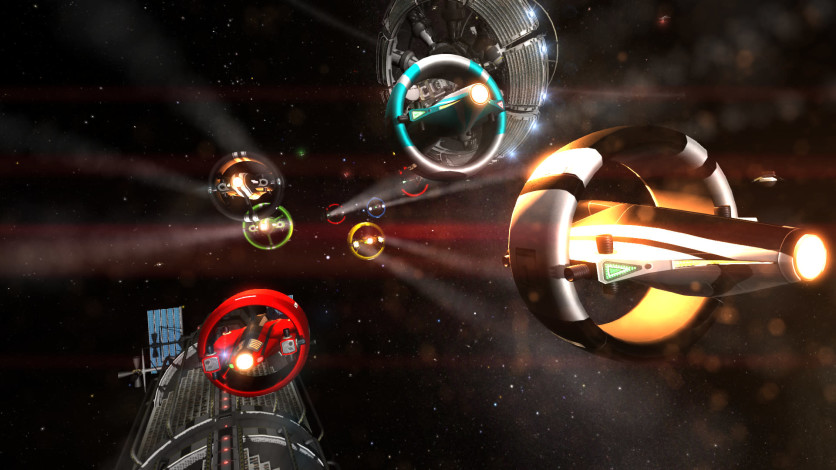 Screenshot 4 - Orbital Racer