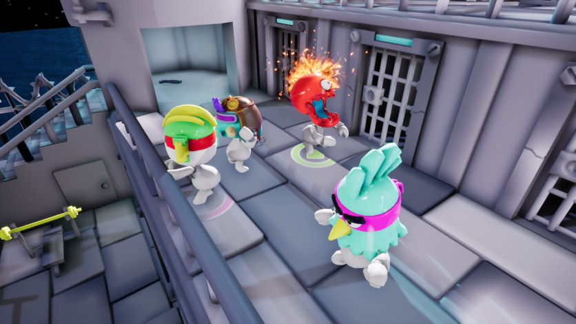 Screenshot 2 - Headsnatchers