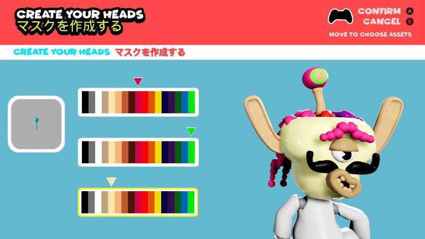 Screenshot 6 - Headsnatchers