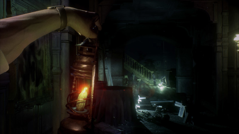 Screenshot 2 - Call of Cthulhu