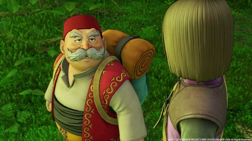 Screenshot 12 - DRAGON QUEST XI: Echoes of an Elusive Age