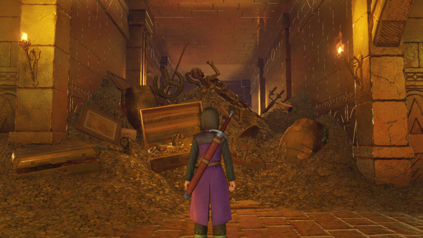 Screenshot 24 - DRAGON QUEST XI: Echoes of an Elusive Age