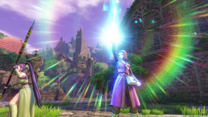 Screenshot 13 - DRAGON QUEST XI: Echoes of an Elusive Age