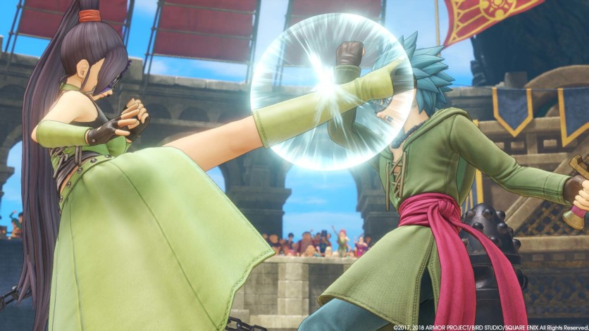 Screenshot 10 - DRAGON QUEST XI: Echoes of an Elusive Age