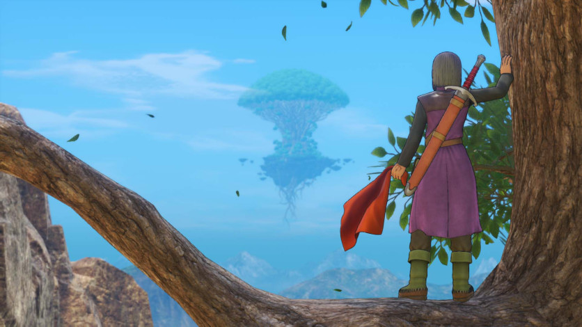 Screenshot 22 - DRAGON QUEST XI: Echoes of an Elusive Age